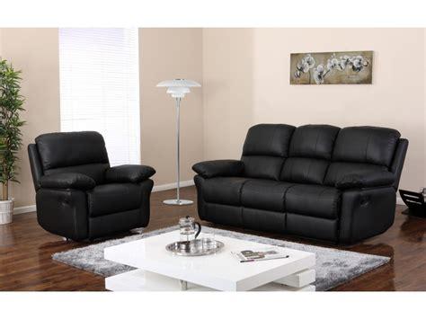 canap de relaxation canapé ou fauteuil relax en cuir 3 coloris milagro