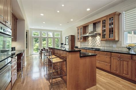 kitchen island counter height 50 kitchen designs for all tastes small medium large 5028