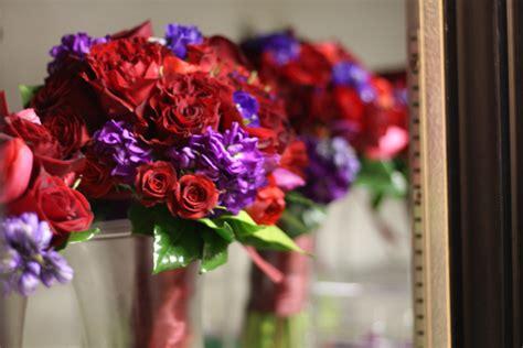 Purple Wedding Flowers Archives