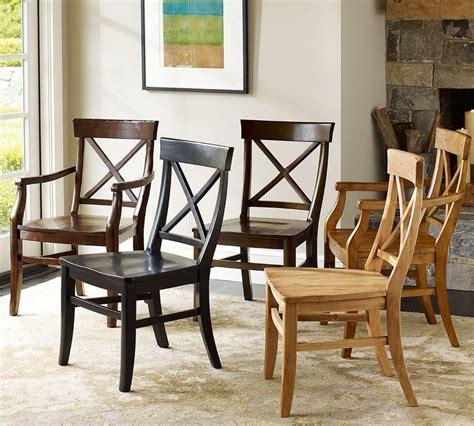 pottery barn aaron chair aaron wood seat chair pottery barn au