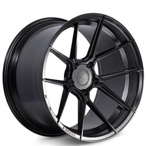 "Ferrari f12 berlinetta shines with black hre wheels gtspirit. 21"" Staggered Ferrada Wheels F8-FR8 Matte Black Rims #FR059-4"