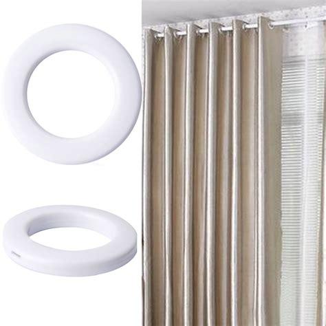Plastic Curtain Grommet Kit by 20x Plastic Snap Drapery Curtain Eyelets Heading Rings