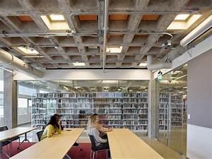 Arch Tech Design Consultants Behnisch Architekten Robert L Bogomolny Library