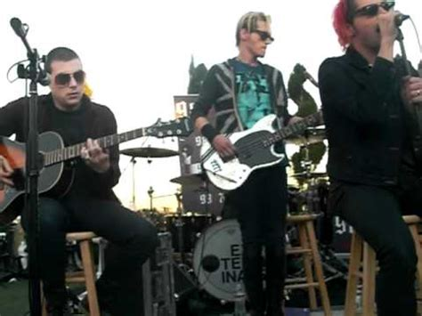[full Download] My Chemical Romance Cancer Live Acoustic