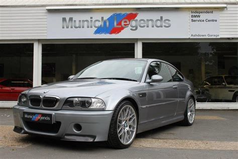 E46 Csl For Sale by 2003 Bmw M3 E46 M3 Csl For Sale Classic Cars For Sale Uk