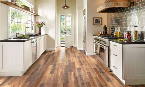 Kitchen Flooring : Best Budget-friendly Kitchen Flooring Options-overstock.com