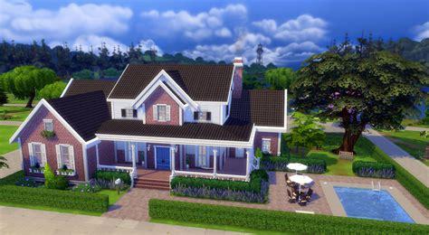 family dream house sims