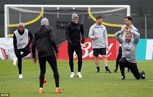 England show no sign of nerves as they train for Sweden ...