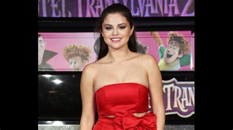 Selena Gomez deslumbró en la premiere de Hotel Transylvania 2