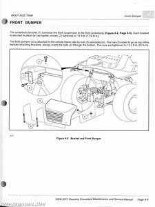 1996 Club Car Ds Service Manual