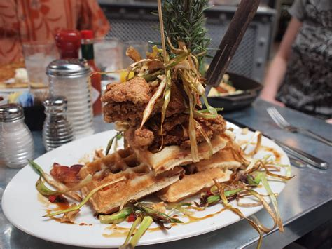 Hash House A Go Go - this is gonna be breakfast at hash house a go go