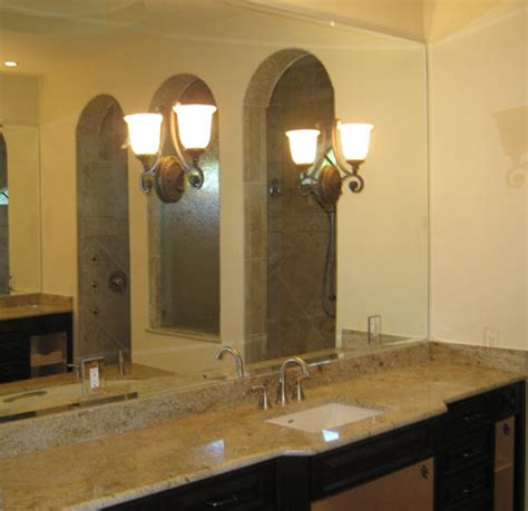 vanity mirrors by paradise glass and mirror in naples fl