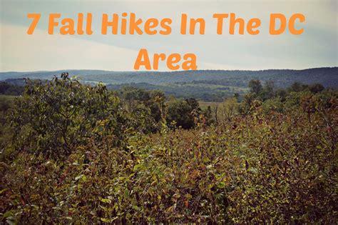 dc fall hikes summitchicks hiking area near trails lake park
