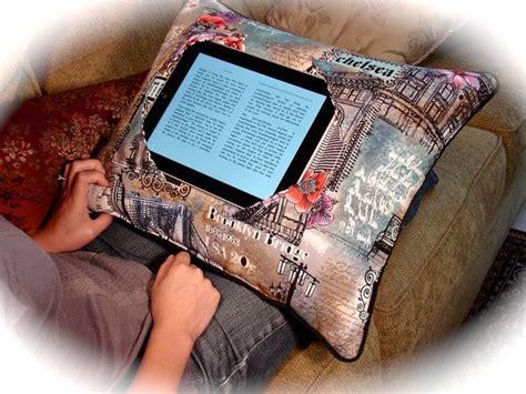 diy lap desk pillow ipad pillow kindle ipad tablet notebook cover