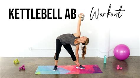 workout kettlebell exercises abs ab circuit