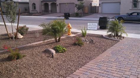 front yard landscaping ideas in arizona arizona front yard landscape design