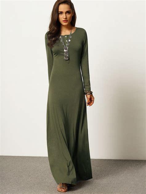 Long Sleeved Maxi Dress Stay Stylish in Winter u2013 Carey Fashion