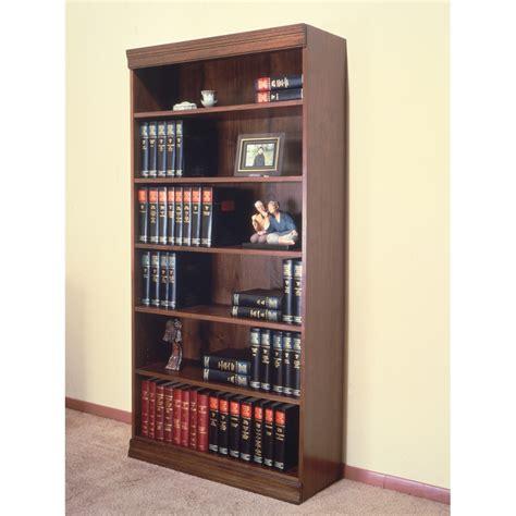 Heavy Duty Bookcase by Jefferson Traditional Wood Veneer Bookcase Heavy Duty