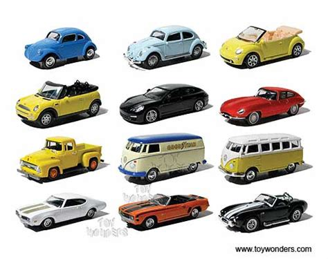 green light toys diecast carstoy diecast cars series 6 by greenlight