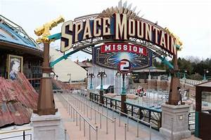 Space Mountain Mission 2 Renovation - Pics about space