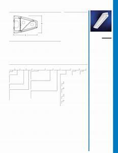Cooper Lighting Indoor Furnishings Bau Series User Guide