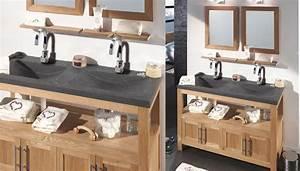 meuble salle de bain pierre naturelle With meuble salle de bain pierre naturelle