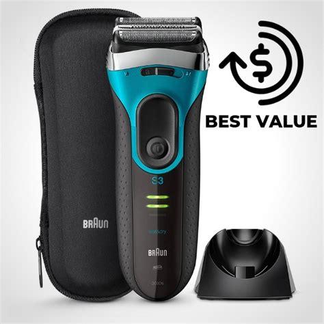 electric shaver  men winner  reviews uk