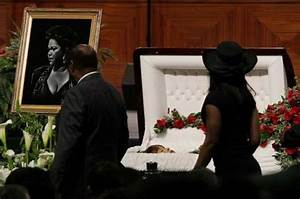 Famous People in Their Caskets