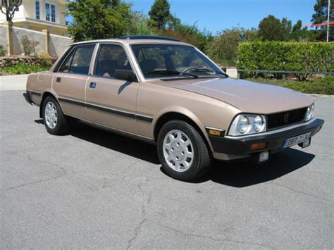 peugeot 505 usa peugeot 505 picture gallery motorbase