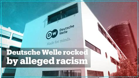 Deutsche Welle rocked by alleged racism and bullying TRT