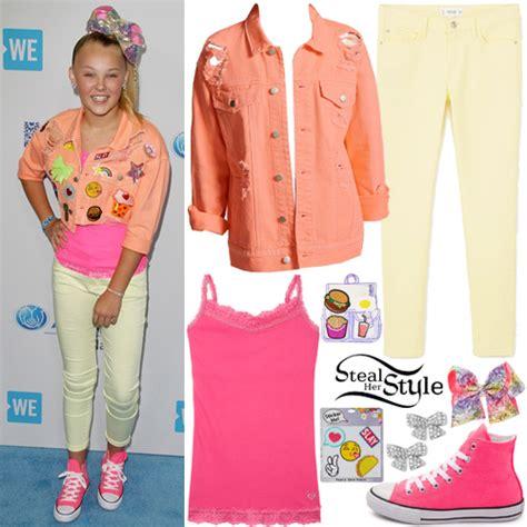 Jojo Siwa Outfits
