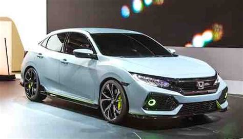 2019 Honda Civic Concept  Car Us Release