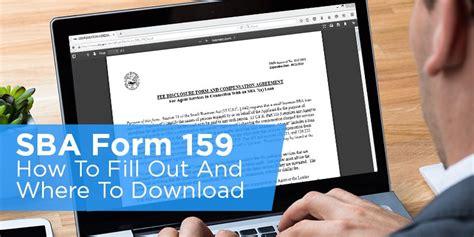 sba gov forms sba personal financial statement instructions
