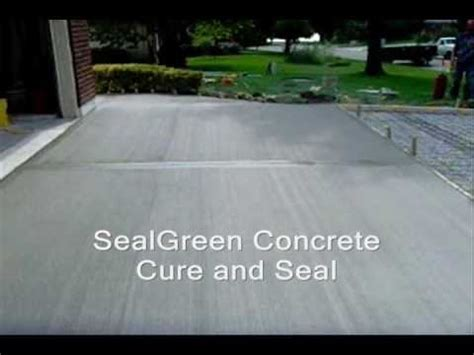 how to cure and seal your driveway for ultimate protection