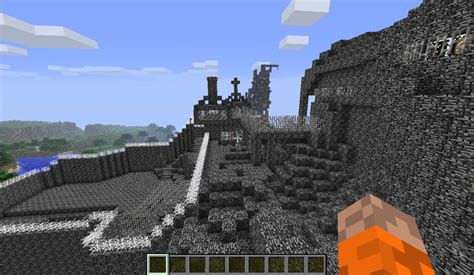 bedrock prison minecraft project