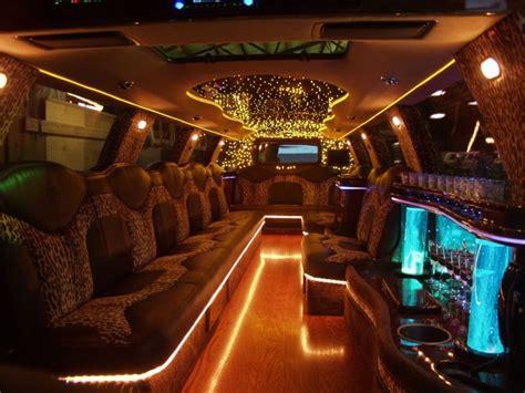custom home interiors mi las limusinas más raras y lujosas mundo dentro y