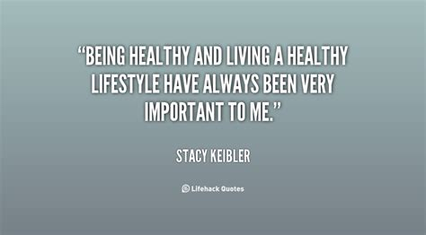 healthy lifestyle quotes  sayings quotesgram