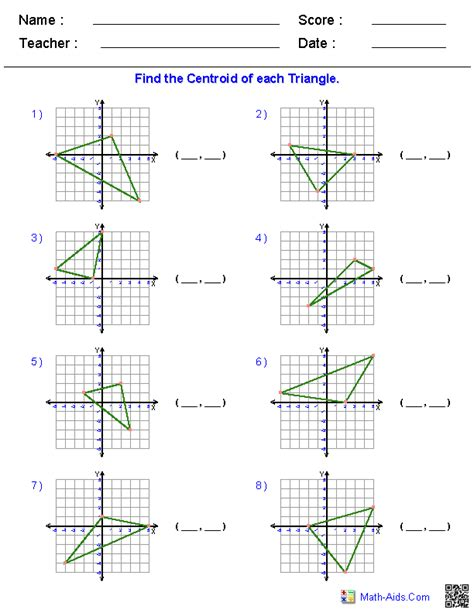 graph transformations worksheet 10 worksheet