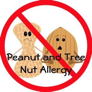 nuts  allergy nuts culture plt