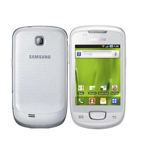 Samsung Mini Mobile by Samsung Galaxy Mini Gt S5570 Unlock Mobile Phone In White