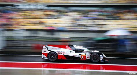 Toyota Wec 2020 by Wec Toyota Gazoo Racing Confirms 2019 2020 Wec Entry