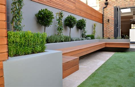 modern garden modern garden design and designer london