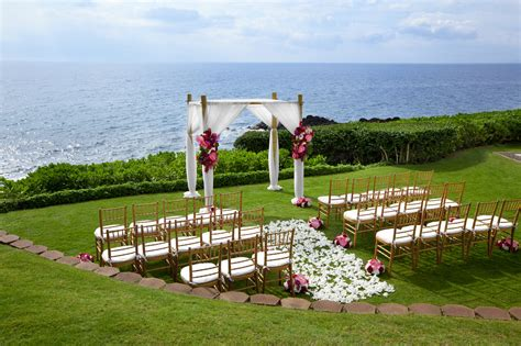 sheraton maui wedding  platinum weddings
