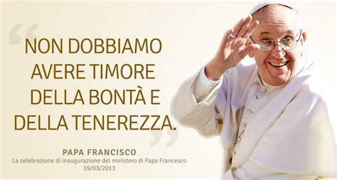 SORDI CATTOLICI: Frasi   Papa Francesco I