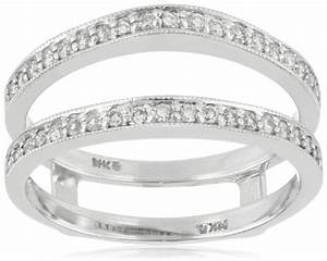 diamond ring inserts wedding promise diamond With wedding band inserts engagement ring