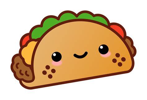 Clipart  Kawaii Taco