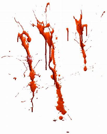 Blood Dripping Scratch Transparent Mouth Cliparts