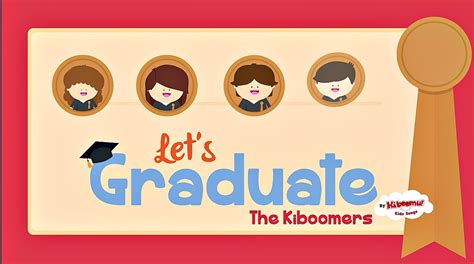 graduation song for preschool and kindergarten the 463 | maxresdefault