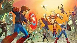 Next Avengers: Heroes of Tomorrow (2008) - Trakt.tv