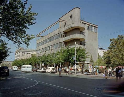 Palace Of The Press, 1932, Baku, Azerbaijan